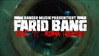 Farid Bang – Koma (Remix) ft. 18 Karat (Video)