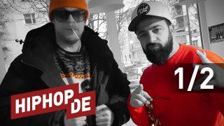 "Ferris MC über ""Asilant"", Deichkind, Afrob & Beef mit Farid Bang (Video)"