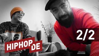 Ferris MC über Farid Bang, sein VIVA-Ausraster, Gossip, Filme, uvm. (Video)