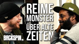 Ferris MC & Afrob über alte Zeiten, 100g Weed in der Tasche & Studiosessions (Video)