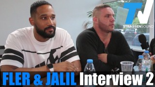 Fler & Jalil über Religion, Sport & Money Boy (Video)
