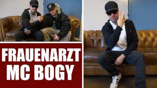 Frauenarzt & MC Bogy über Berlin Crime, Bushido, Indizierung, Kool Savas, uvm. (Video)