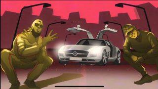 Gringo x Capital Bra – Bam Bam (Video)