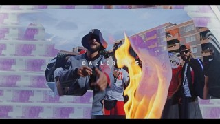 Hanybal – Baller los ft. Bonez MC | Director's Cut (Video)