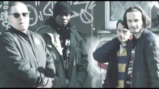 Hiob & Morlockk Dilemma – Papierflieger ft. Retrogott, Sylabil Spill & Hulk Hodn (Video)