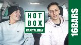 Hotbox mit Capital Bra, Marvin Game & King Khalil (Video)