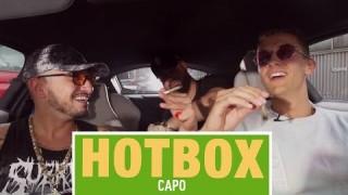 Hotbox mit CAPO, Azzi Memo & Marvin Game (Video)