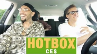 Hotbox mit CE$ & Marvin Game (Video)