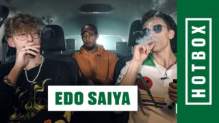 Hotbox mit Edo Saiya, Kid Cairo & Marvin Game (Video)