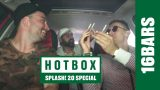 Hotbox mit Sido, Kool Savas, Marteria & Marvin Game (Video)
