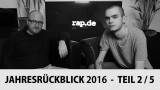 Jahresrückblick 2016: April – Juni (Video)
