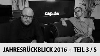 Jahresrückblick 2016: Juli – September (Video)