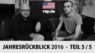 Jahresrückblick 2016: US-Rap (Video)