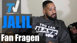 Jalil über ein mögliches Album mit Fler! (Video)