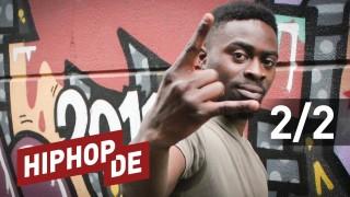 Jean-Cyrille über Inspiration, Rassismus & 187 Strassenbande (Video)