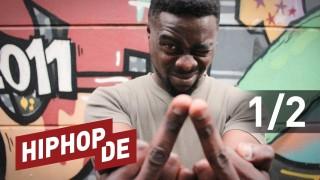 "Jean-Cyrille über ""Prolog"", Frankreich-Biting & MHD (Video)"