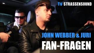 John Webber & Juri über Sun Diego & Spongebozz (Video)
