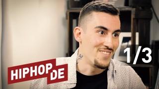 """Johnny Pepp über """"Für die Familie"""", Beats & Drogen (Video)"""