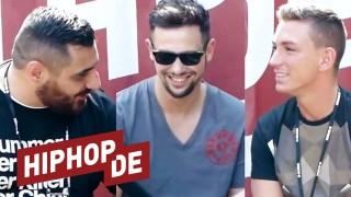 Juh-Dee, Joshimixu & Prodycem im Produzententalk (Video)