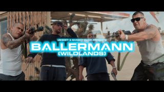 KC Rebell – Ballermann ft. Farid Bang (Video)