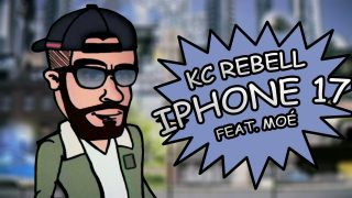KC Rebell – iPhone 17 ft. Moe Phoenix (Video)