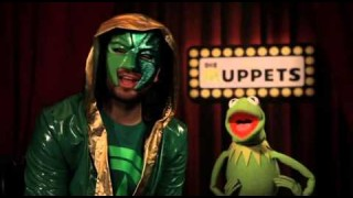 Kermit The Frog – It's Not Easy Bein' Green ft. Marsimoto (Video)