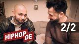 Kianush über Fame, persischen Rap, Azad, Rassismus & Politik (Video)