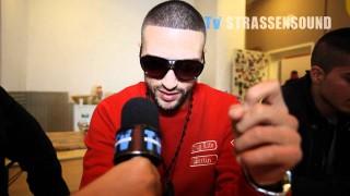 King Khalil über Berlin, Prinz Fero, Celo & Abdi (Video)