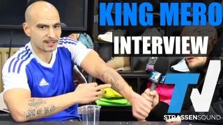 King Mero über Dramafellaz, MC Bogy & Flying Steps (Video)