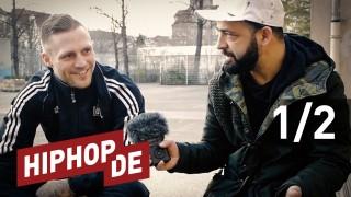 Kontra K über RAF Camora, Bonez MC, SSIO & Boxen (Video)