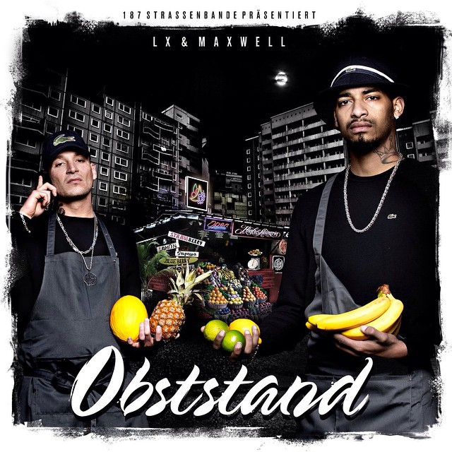 LX & Maxwell - Obststand (Cover)