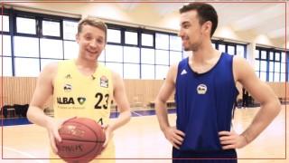 Maeckes & Ismet Akpinar spielen Basketball! (Video)