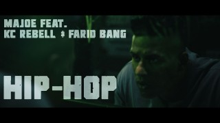 Majoe – Hip Hop ft. Farid Bang & KC Rebell (Video)