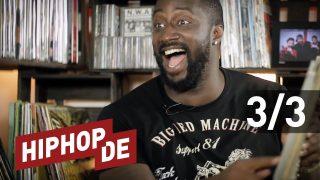 Manuellsen über die DrecksGmbH, Kay One, Xatar, 2Pac & Beef (Video)
