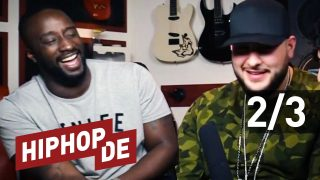 Manuellsen & KEZ über NRW-Verbote, Azet, Kollegah & SpongeBozz (Video)