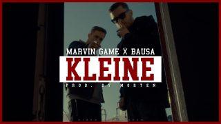 Marvin Game – Kleine ft. Bausa (Video)