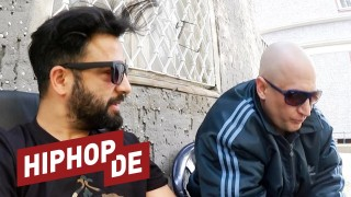 MC Bogy über Deso Dogg, Fler & sein Gesichtstattoo (Video)
