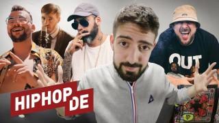 Miami Yacine, Casper, Kool Savas & Sido: Deutschrap brennt! (Video)