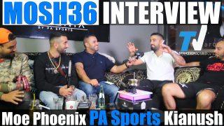 Mosh36, PA Sports, Kianush, Moe Phoenix über Life Is Pain, 187 Strassenbande, Ufo361, uvm. (Video)