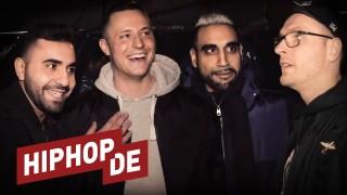 MoTrip, Ali As, JokA & Erich im Reime-Battle (Video)