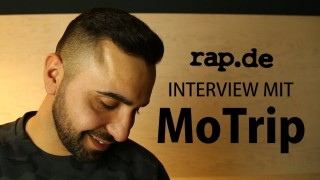 MoTrip über Erfolg, Mainstream & die HipHop-Szene (Video)