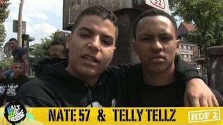 Nate57 & Telly Tellz – Halt die Fresse! Nr. 49 (Video)