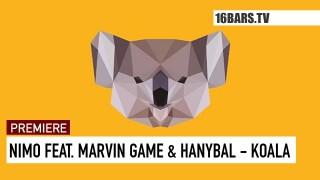 Nimo – Koala ft. Marvin Game & Hanybal (Video)