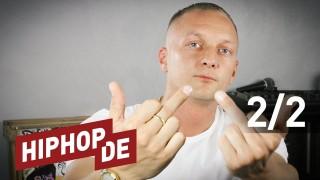 Olexesh über Bushido, Eminem, Beef, Hunger & Geld (Video)