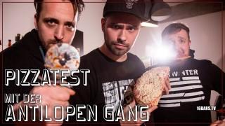 Pizzatest mit der Antilopen Gang! (Video)