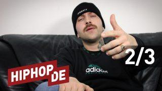 Plusmacher über sein bürgerlichen Namen, Maxwell, LX, Karate Andi & EGJ (Video)