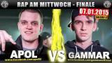 Rap am Mittwoch: Apol vs. Gammar (Video)