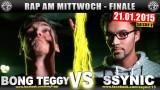 Rap am Mittwoch: Bong Teggy vs. SSYNIC (Video)
