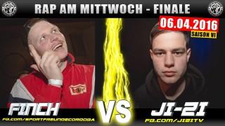 Rap am Mittwoch: Finch Asozial vs. Ji-Zi (Video)
