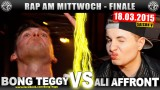 Rap am Mittwoch: Bong Teggy vs. Ali Affront (Video)